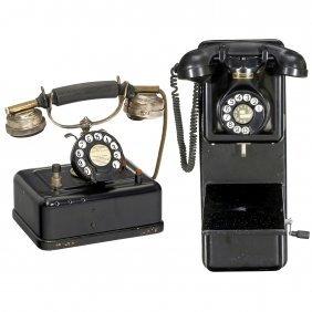2 Bell Telephones