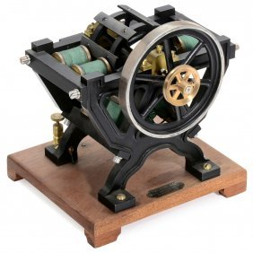 Froment's Electric Motor