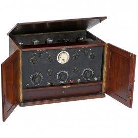 Radio Modulateur Brigille By Ducretet, Paris, 1926