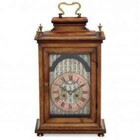 Austrian Mantel Clock, 19th Century