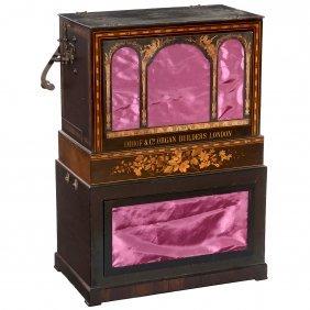Imhof & Mukle Barrel Organ, C. 1870