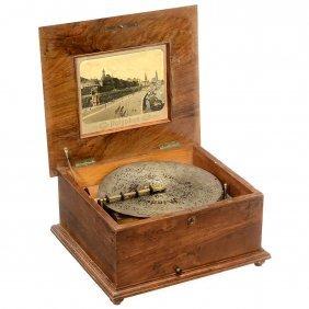 Polyphon No. 42d Disc Musical Box, C. 1900