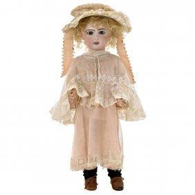 Bébé Jumeau Lioretgraphe Doll, C. 1895