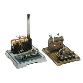 Märklin Steam Engine And More, 1930 Onwards