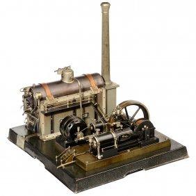 Steam Plant With Dynamo By Marklin No. 4128/94, 1919
