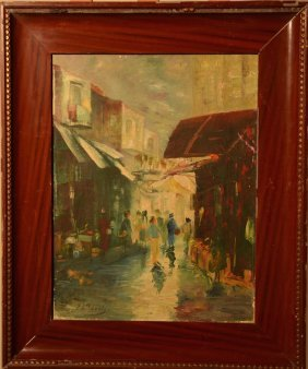 Elie Pavil (1873-1948) Russian Ukraine France
