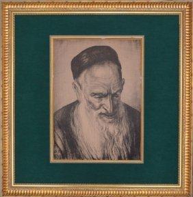 Saul Rabino (1892-1969) Ukraine - France - Usa