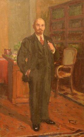Sergei Besedin (1901-1996) Russian / Ukraine