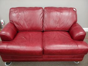 La-z Boy Leather Couch