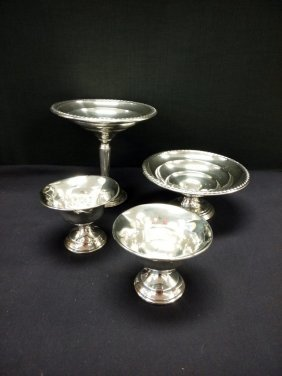 Sterling Silver Candy Dishes / Bowls