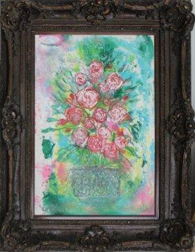 Bouquet Of Roses - William Verdult