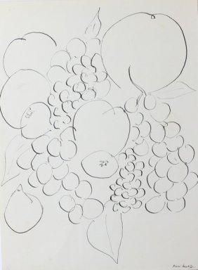 Fruits 1939' (verve) - Henri Matisse