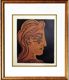 Tete De Femme (2) - Pablo Picasso