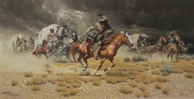 Spooked By Frank Mccarthy