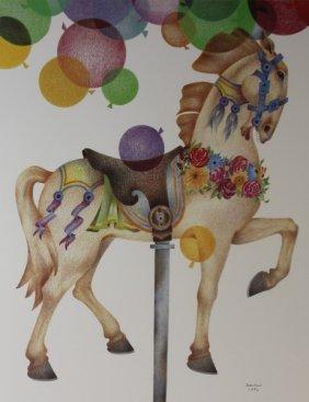 Bonny - Carousel Series By Doug Robinson