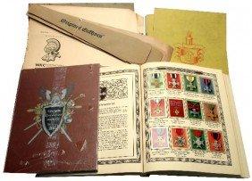 GERMAN WWII THIRD REICH CATALOGS AND ORDEN ALBUM