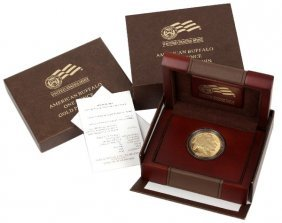 2009 W AMERICAN BUFFALO 1 OZ $50 GOLD PROOF COIN