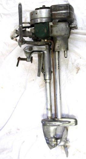 Vintage Evinrude Motors 4357 Outboard Motor Lot 4347