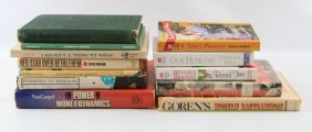Mixed Hardcover Paperback Book Lot Of 12