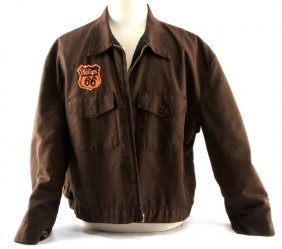 1950's 60's Phillips 66 Gas Attendent Jacket