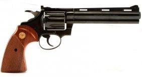 Colt .38 Special Diamondback 6 Shot Revolver Nice