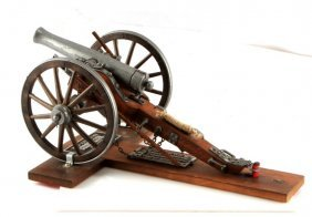 Russell A. Norgan Gettysburg Commemorative Cannon