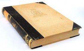 1936 Olympics Nazi German Hardcover Book Volume 2