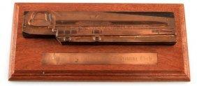 Carl Eickhorn Catalog Printing Cliche Sword