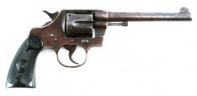 Colt Army .38 Special Double Action Revolver