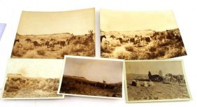 Navajo Indian Reservation Photographs 1920