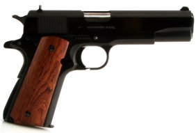 Colt Mkiv Series 80 9 Mm Government Model Pistol
