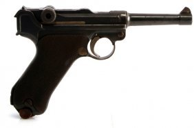 Imperial German 1915 All Matching German Luger