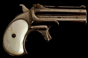 Remington Model 95 Double Derringer .41 Rf Pistol