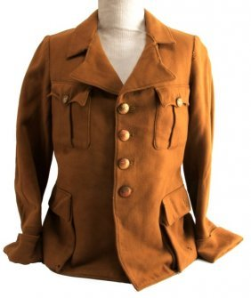Wwii German Nsdap Polictical Leader Tunic