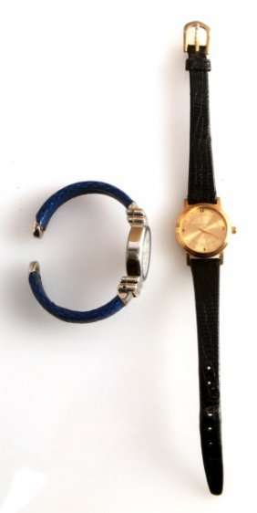 Two Ladies Fashion Watches For Parts