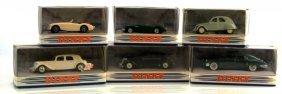 Dinky Cars- 1956 Austin Healey And Citroen