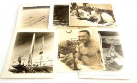 10 Early Nasa Space Press Photos Schirra Grissom