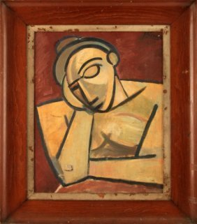 In The Manner Of Pablo Picasso (spanish 1881-1973)
