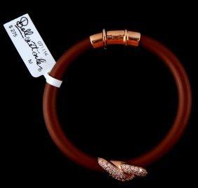 """Nwt Ladies Sterling Bracelet Belle Etoile """"ariadne"""