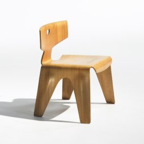 Charles And Ray Eames Child's Chair