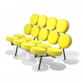 George Nelson & Associates Marshmallow Sofa