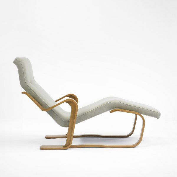 350: Marcel Breuer Long chair : Lot 350