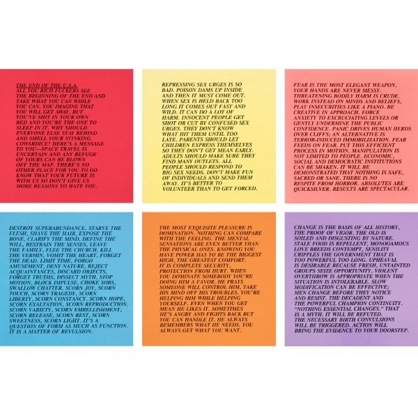 Inflammatory Essays - Fonts In Use