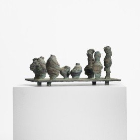 Harry Bertoia Untitled (Directly Formed Bronze)