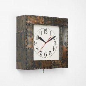 Paul Evans Wall Clock