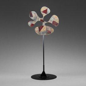 Paul Evans Polychromed Sculpture