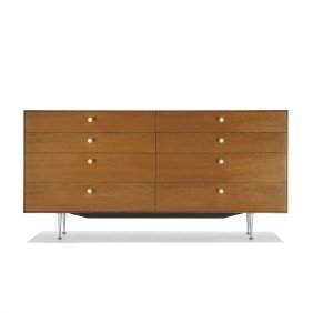 George Nelson & Associates Thin Edge Cabinet