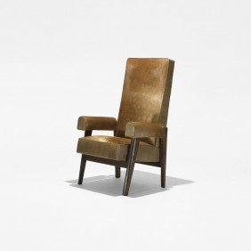 Le Corbusier And Jeanneret Judge's Chair