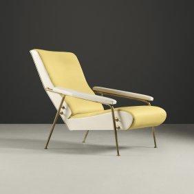Gio Ponti Distex Lounge Chair, Model 807