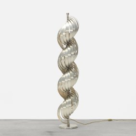 Henri Mathieu Floor Lamp